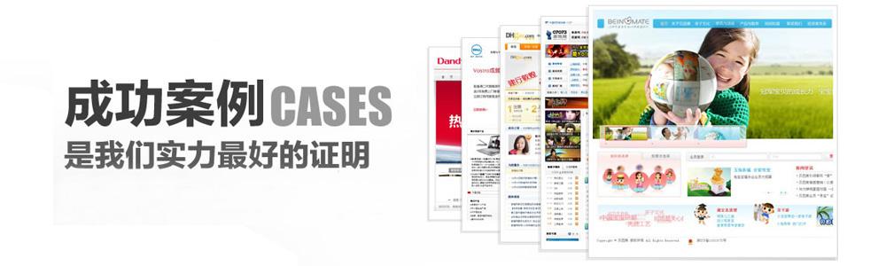 上海专业网站建设服务商